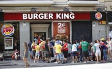 El nuevo 'hamburguesón' de Burger King que encanta a sus clientes