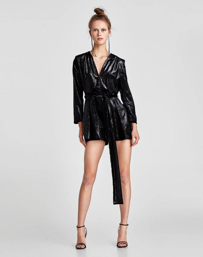 Zara presenta sus 7 vestidos para Nochebuena y Nochevieja