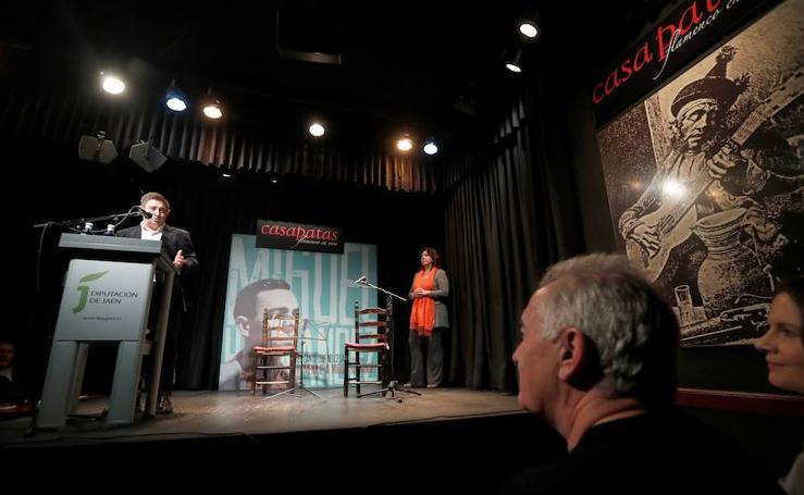 Presentación de 'El canto que no cesa', homenaje a Miguel Hernández