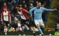 David Silva renueva con el Manchester City hasta 2020