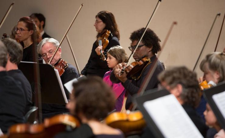 Los conciertos didácticos de la Orquesta Ciudad de Granada