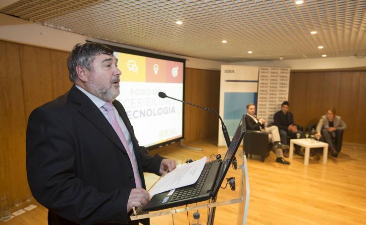Foro de Accesibilidad y Tecnología celebrado por IDEAL y BBVA