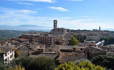 Perugia, una ciudad de otros tiempos en el centro de Italia
