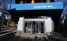 La juez abre juicio al PP por la destrucción de los ordenadores de Bárcenas