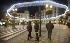 Las novedades del alumbrado navideño de este año en Granada