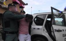 Liberado un joven secuestrado por una peligrosa banda en Toledo