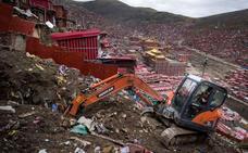 El drama de los inmigrantes en Pekín: adiós a sus casas