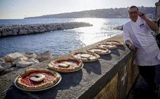 El arte de los pizzeros napolitanos, patrimonio inmaterial de la humanidad