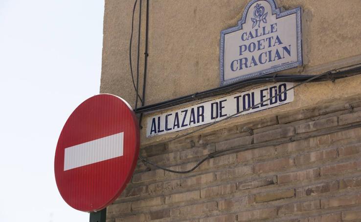 La huella franquista en Granada
