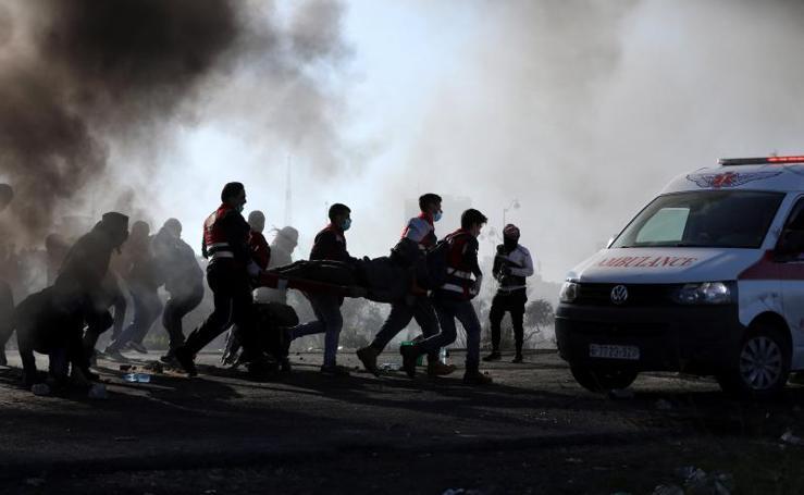 Tensión y violencia en Oriente Medio con otro 'viernes de la ira'