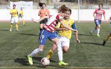 Goleada incontestable del Granada CF para decir adiós a 2017