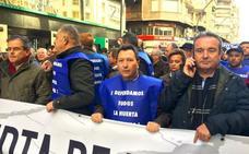 Los regantes exigen al Gobierno que ponga en uso todos los pozos de cuenca del Segura