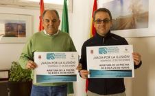 La piscina de Huétor Tájar recaudará alimentos para Cáritas