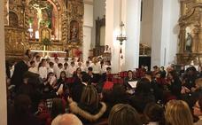 Órgiva le canta a la Navidad en su VI Certamen de Villancicos