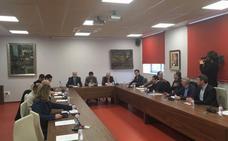 El CES local conoce las inversiones de la Diputación en la capital