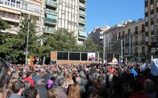 La emocionante interpretación del himno de Jaén