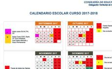 Calendario escolar 2017-18 en Andalucía: ¿Cuándo vuelven los niños al 'cole'? ¿Dónde es fiesta el día 8 de enero?