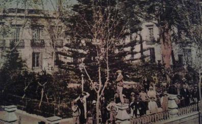 La plaza de San Pedro superó sus peores años