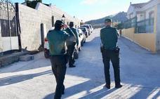 Una persona apuñalada y dos detenidos en Deifontes