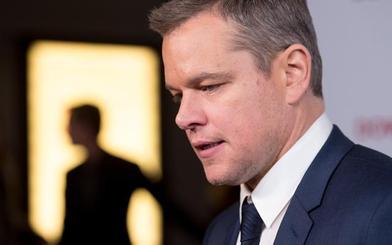 Críticas a Matt Damon por opinar del 'caso Weinstein'