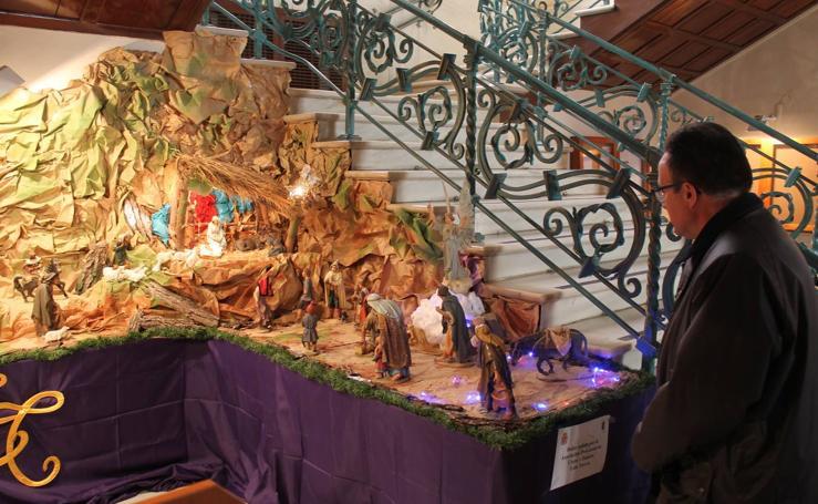 El concurso de Belenes Ciudad de Jaén, en imágenes