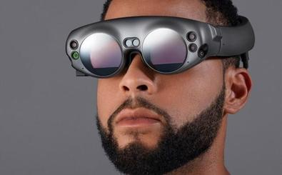 Magic Leap presenta sus gafas de realidad mixta