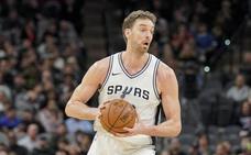 Pau lidera el triunfo de los Spurs y Marc no evita la derrota de los Grizzlies