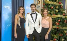 Descubre a los tres presentadores del Sorteo de Lotería de Navidad