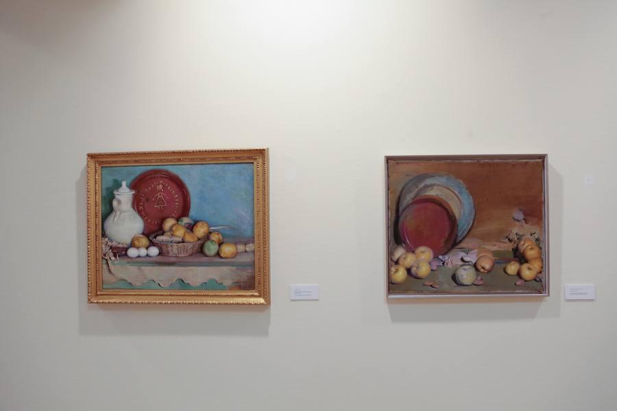 Granada reconoce a Morcillo con una gran exposición