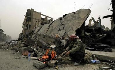 Casi 2.800 civiles han muerto en ataques de la coalición internacional en Siria