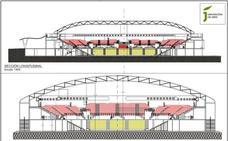 Así será el Olivo Arena, que contará con 6.300 localidades
