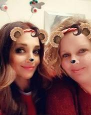 Las divertidas primeras Navidades de Paula Echevarría sin Bustamante