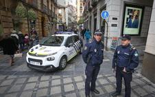 Cuarenta sanciones contra bares, tres desalojos por exceso de aforo y cinco detenidos por robos y hurtos