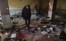 Al menos 40 muertos en un atentado suicida del Daesh en una escuela coránica en Kabul