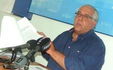 La 'guerra interna' del PP deja a Estrella sin la dedicación parcial como diputado