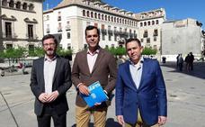 Guerra en la Diputación y en las redes por los sueldos en el PP