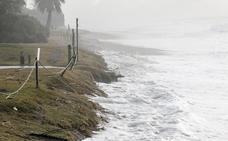 Aviso de nivel amarillo por viento y fenómenos costeros en Granada