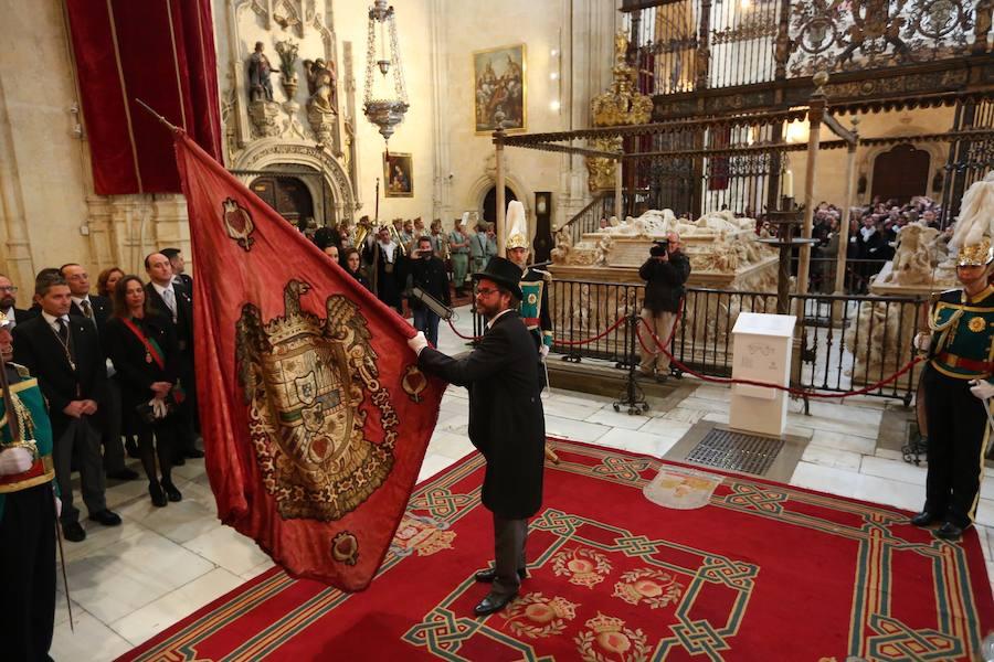El Día de la Toma de Granada, en imágenes