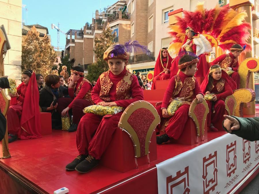 Cuenta atrás para ver a los Reyes Magos por las calles de Granada