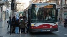 Cambios en los autobuses de Granada por la Cabalgata de Reyes: horarios y recorridos