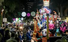 Los Reyes de las calles en Motril