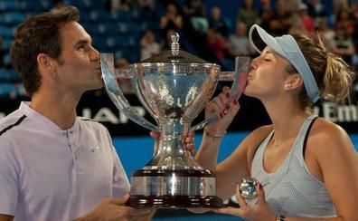 La Suiza de Federer conquista la Copa Hopman