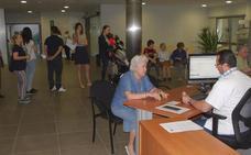 Plantillas reducidas hasta 12 días al mes en los centros de salud de la capital y la zona Sur