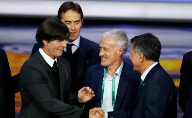La FIFA se reunirán a finales de febrero con las 32 selecciones
