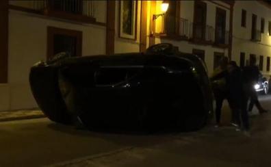 Un pueblo andaluz se enfrenta a sus vecinos rumanos