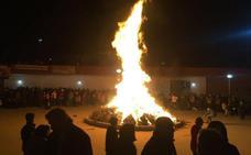 El Ayuntamiento anuncia 23 lumbres de San Antón, frente a las 38 de 2016