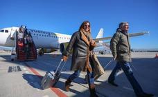 El Aeropuerto de Granada-Jaén crece un 20% en 2017 y supera los 900.000 usuarios