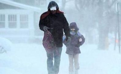 Los tres pueblos más fríos de España: viviendo a -20º