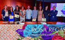 Los Premios Rosa Regás reconocen la labor por la igualdad de dos centros almerienses