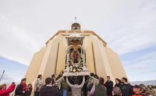 Torregarcía espera mañana a miles de almerienses para la romería de la Virgen del Mar